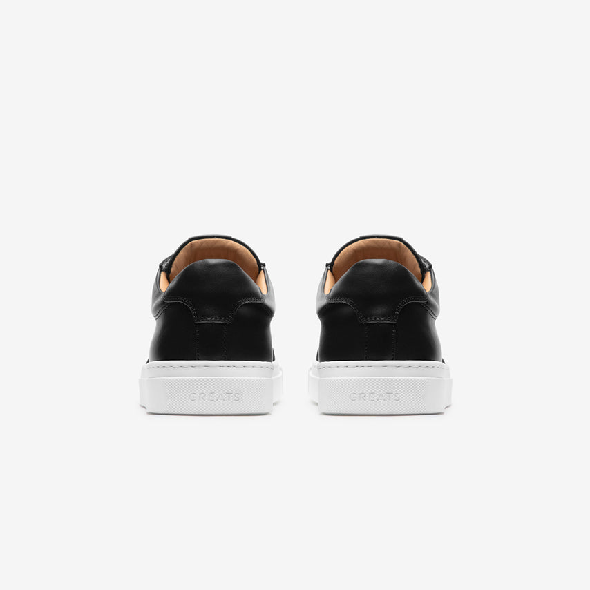 The Nick Wooster x GREATS Royale Court - Nero
