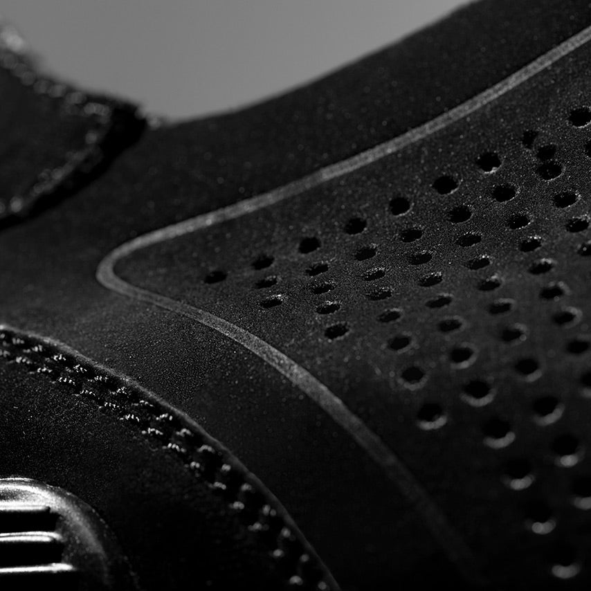 The Rosen Perforated - Triple Black
