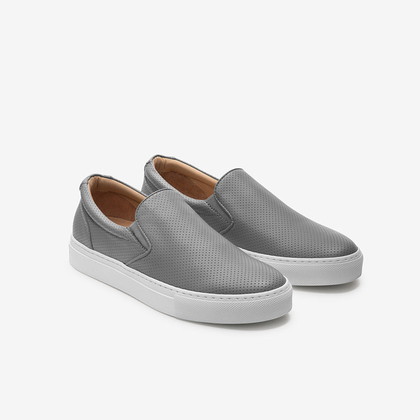 The Wooster Perforated Women's - Ash Grey