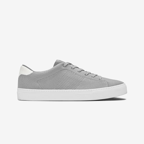 GREATS - The Royale Knit -Grey/White