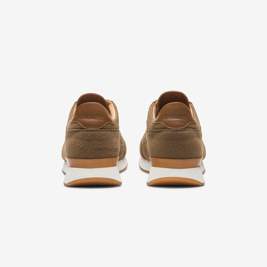 The All Weather Wool Pronto - Camel
