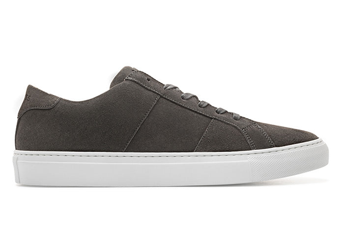 The Royale Suede - Graphite