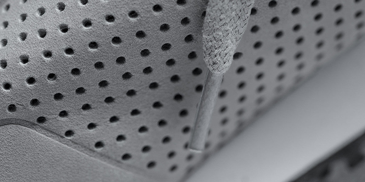 The Rosen Perforated - Ash