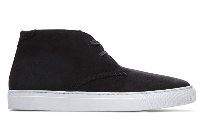 The Royale Chukka Nubuck - Nero