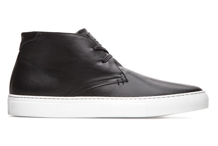 The Royale Chukka - Nero
