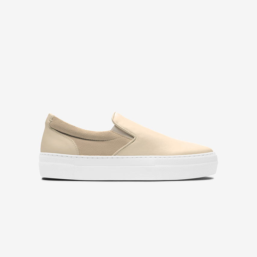 The Nick Wooster x GREATS Wooster Women's - Neutral Suede