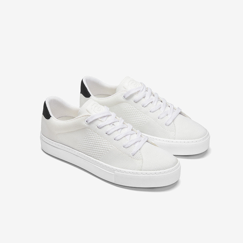 The Royale Knit Women's - White/Black