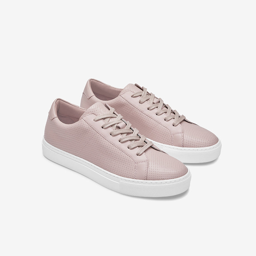 The Royale Perforated Women's - Blush