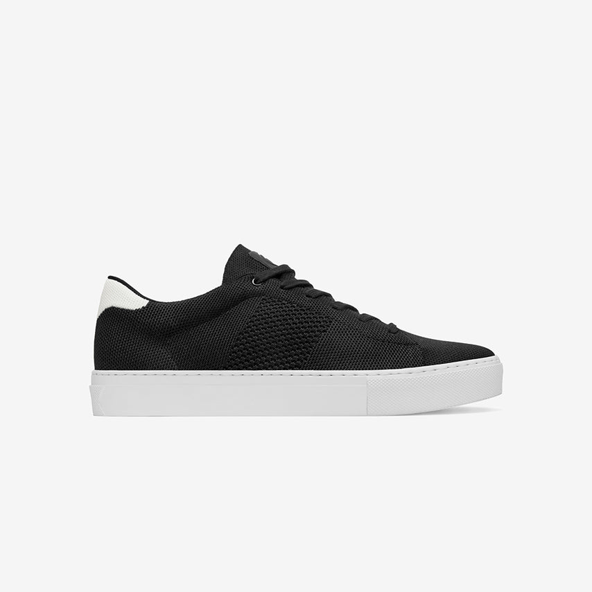 The Royale Knit Women's - Black/White