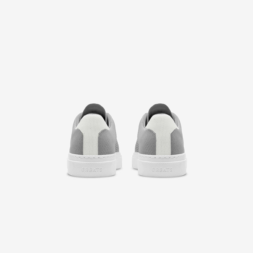 The Royale Knit Women's - Grey/White
