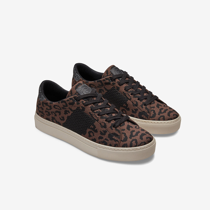 The Royale Knit After Hours Women's - Leopard/Reflective