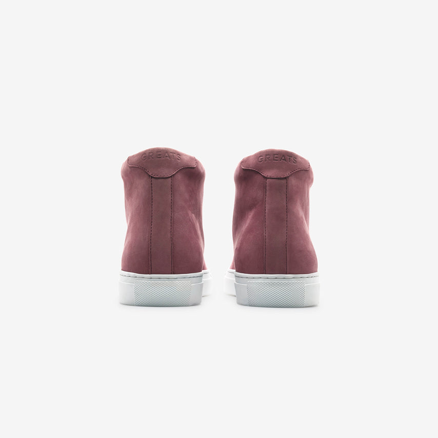 The Royale High Nubuck Women's - Plum