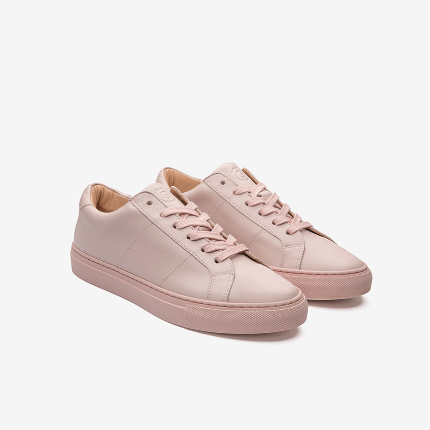 0bd6ecf193c2 Greats - The Royale - Blush Perforated Leather - Women s Shoe