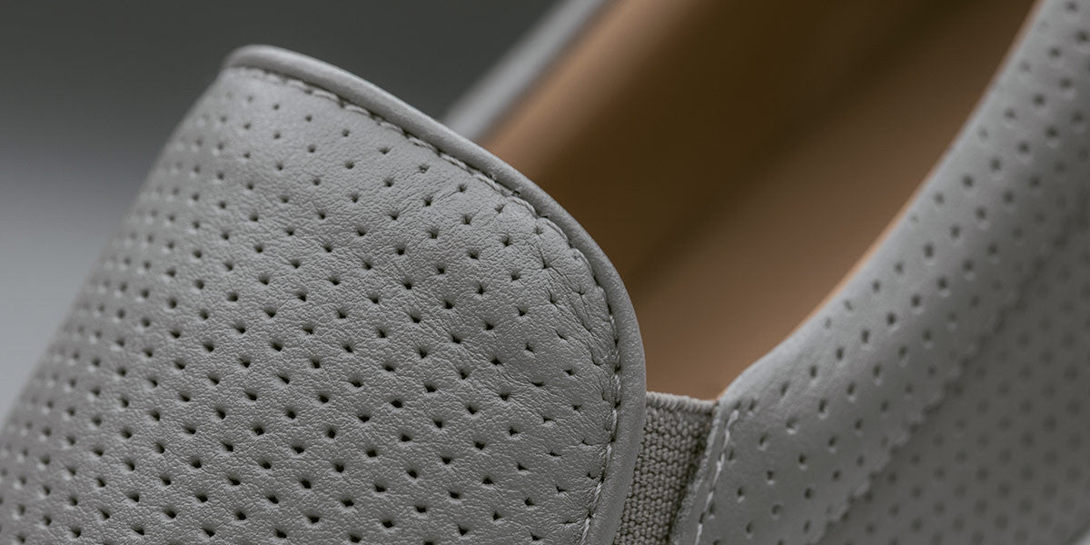 The Wooster - Perforated Ash