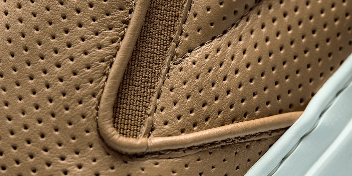 The Wooster Perforated - Sand