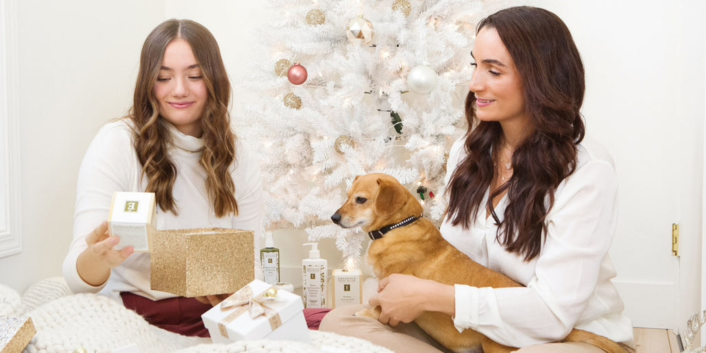 Give the gift of eminence organics Canada skincare this Christmas