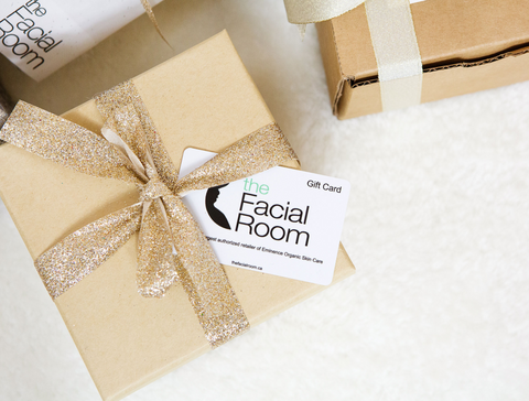 eminence organics gifts - skincare gift guide - the facial room