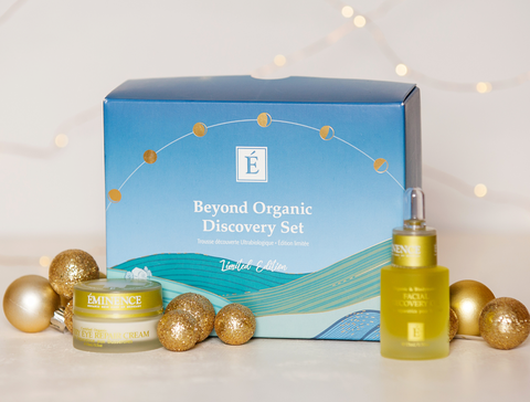 Eminence Organics Limited Edition Beyond Organic Discovery Set - Skincare gift guide - the facial room