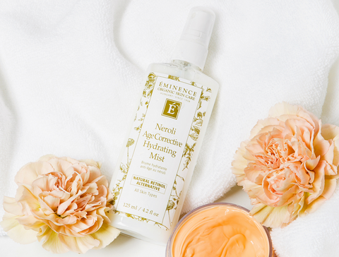 Eminence Organics Neroli Age Corrective Hydrating Mist - mother's day - the facial room