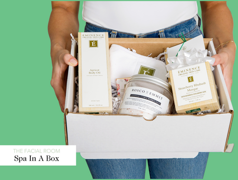 The Facial Room Spa In A Box - Skincare gift guide - the facial room