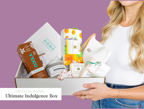 The Facial Room Ultimate Indulgence Box - Skincare gift guide - the facial room