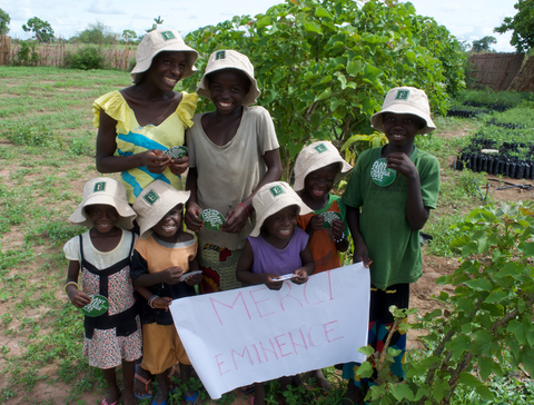 The impact of forests for the future - eminence organics - the facial room plants 100,000 trees