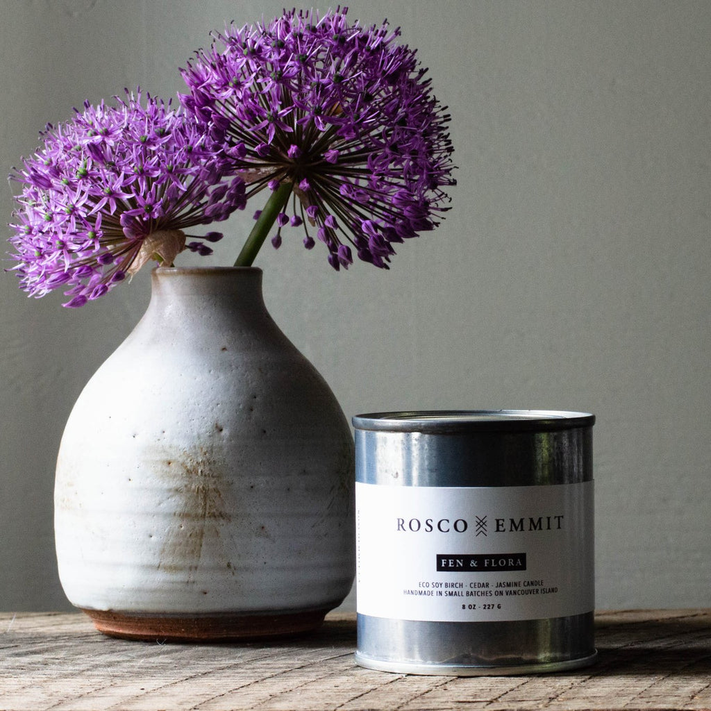 Rosco Emmit Fen & Flora Candle