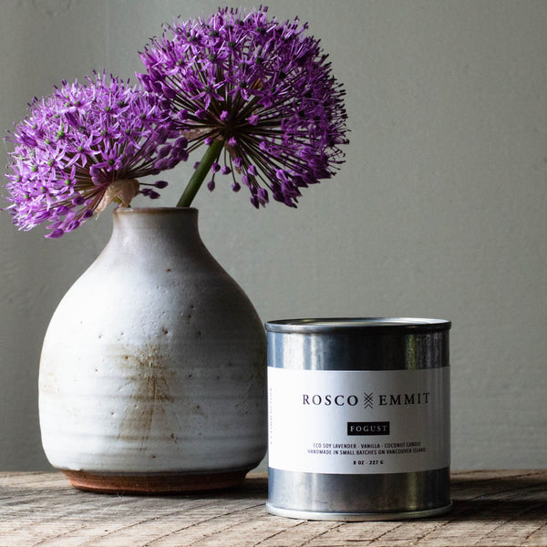 Rosco Emmit Fogust Candle