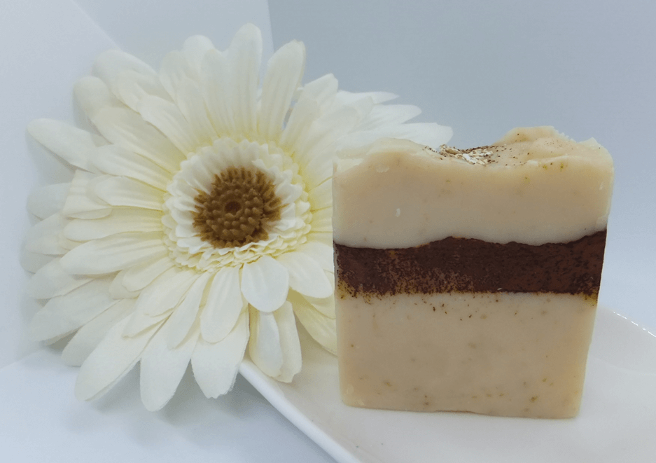 Handmade Honey and Oats Soap
