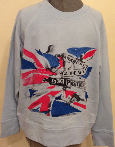 "Punk Sweater Anarchy in the UK -Sex Pistols 36""-38"""