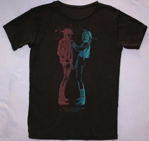 Seditionaries Naked Cowboys Vintage T-shirt - Medium