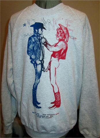Seditionaries Two Cowboys Sweatshirt