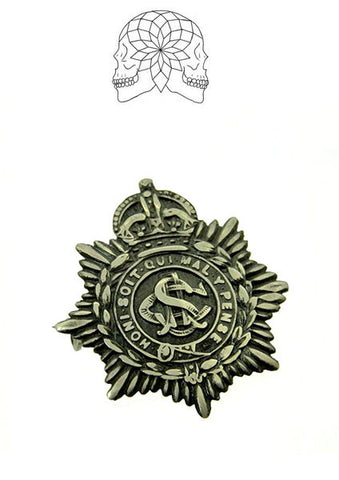 Order Of The Garter Brooch