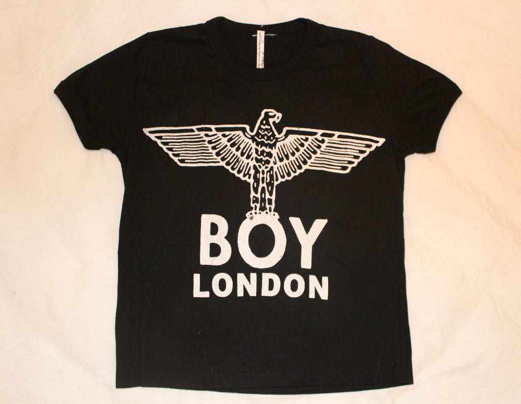BOY London Print Black T-shirt