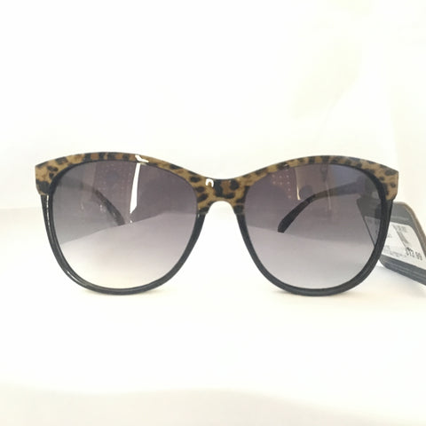 Cat Eye Sunglasses -Leopard