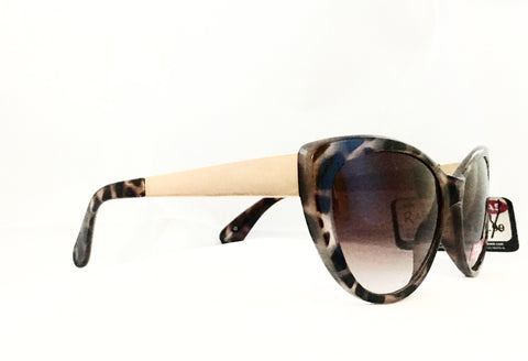 Cat Eye Sunglasses -Tortoiseshell / Gold