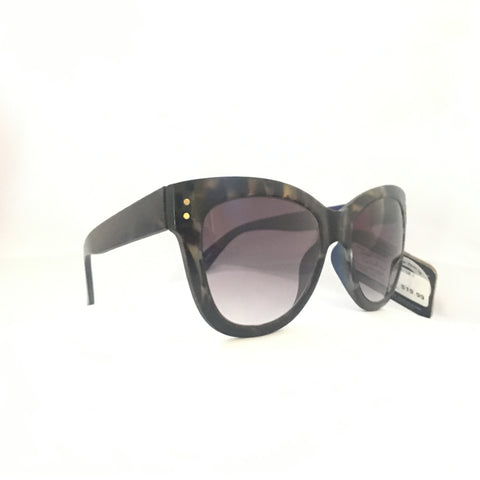 Cat Eye Sunglasses - Tortoiseshell
