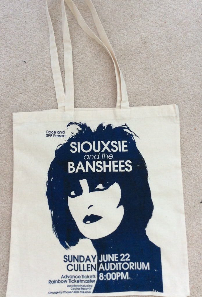 Siouxsie and the Banshees Punk BAG