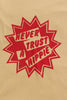 Never Trust A Hippie - Seditionaries Hippie Star Punk T-shirt Small 36""
