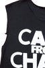 Cash from Chaos Sleeveless Vest - Black Punk Tank M38""