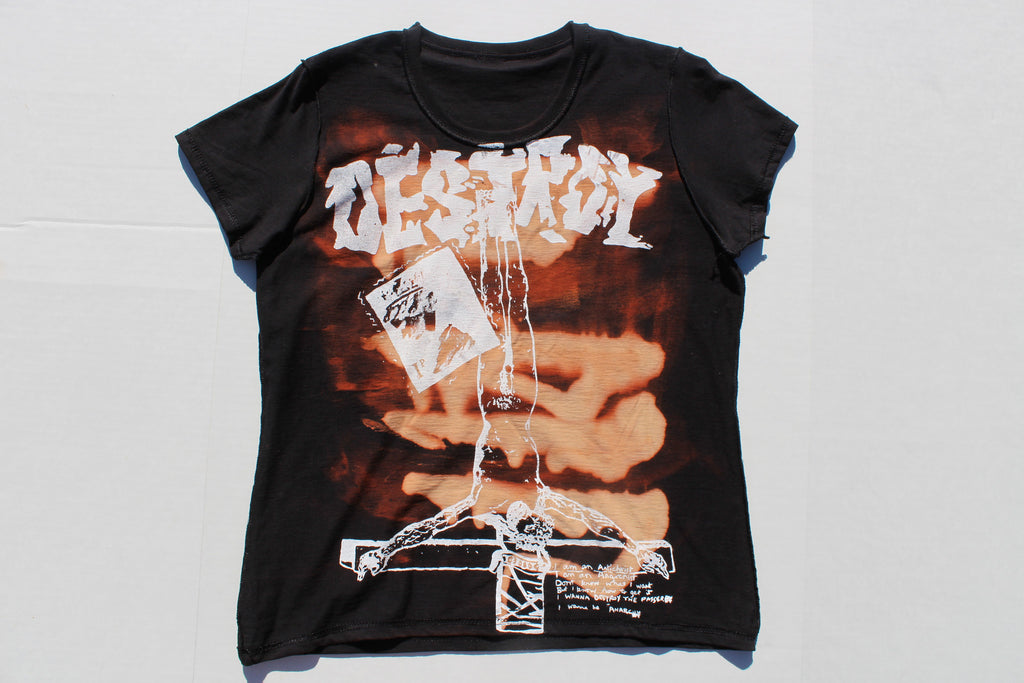 Destroy - Seditionaries Punk T-shirt