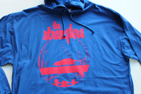 "The Stranglers Punk Hoodie Shirt Rattus Norvegicus XL 42"" / 44"""
