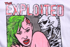 The Exploited T shirt- Zombie Colours