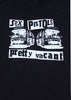 Pretty Vacant T-shirt- Sex Pistols Boredom & Nowhere Buses -Black - Large