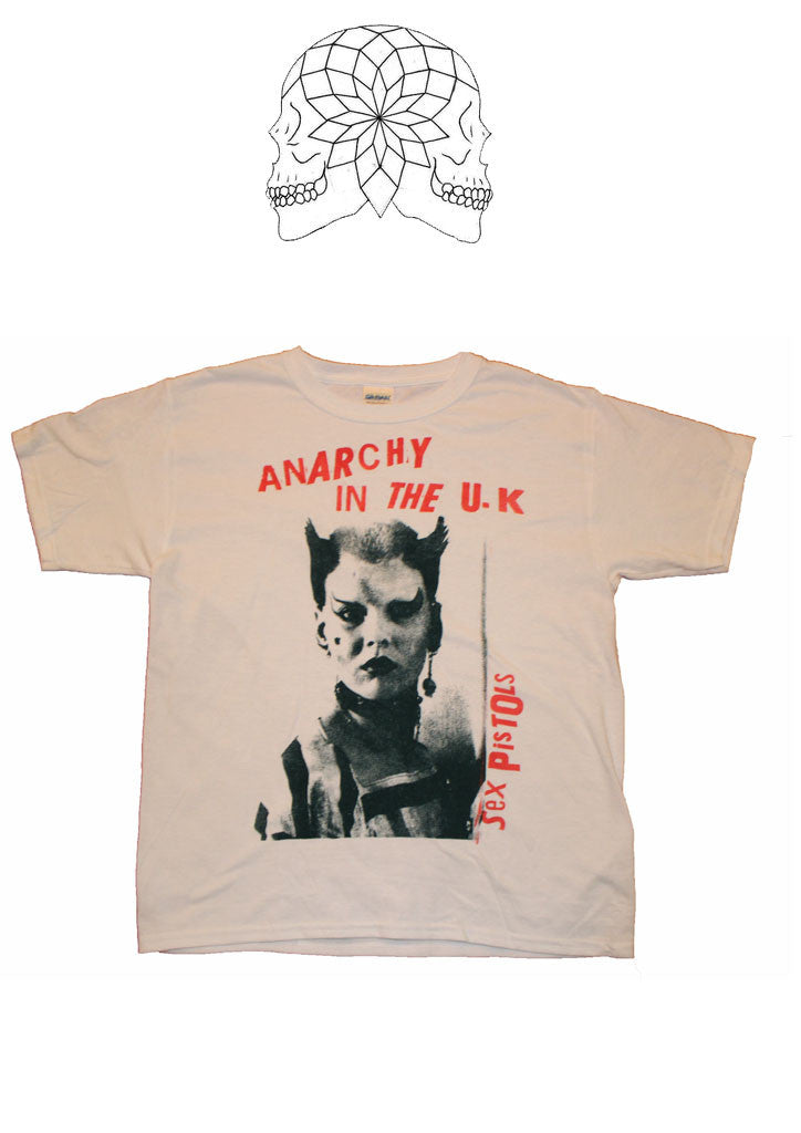 Soo Catwoman - Anarchy in the UK Punk T-shirt