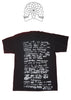 Dickens Text - Seditionaries Punk T-shirt