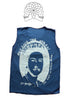 God Save The Queen - Sex Pistols Punk Vest -Small 36""