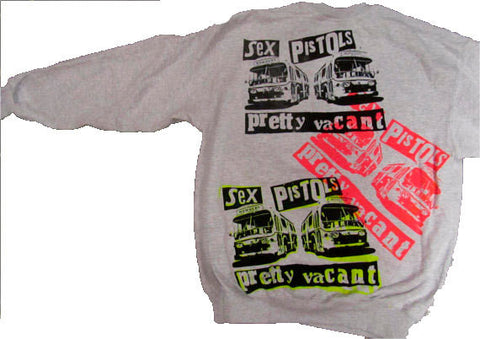Sex Pistols Pretty Vacant Sweatshirt
