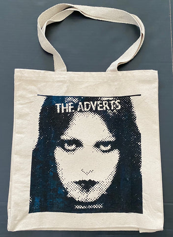 Punk BAG - The Adverts - Gaye Advert First Lady of Punk - Retro Shopper