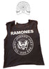 Ramones Punk band Vintage Vest Top